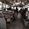 現役で床が板張りのバスが走る、バンコクのバスが懐かしくて興味深い