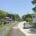 健康のために一駅歩く、ただし地方で。