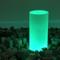 マンション広告の「光の柱」を実際に作ってみた