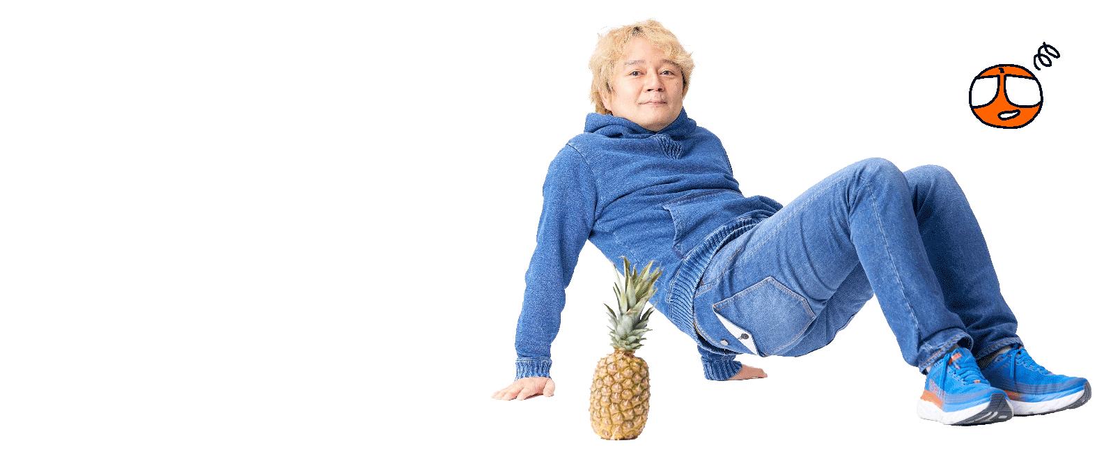 デイリーポータルZ編集長 林雄司